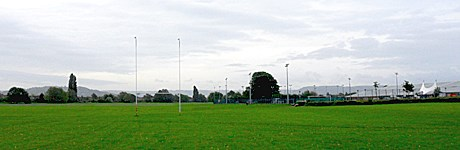 Plock Court and Oxstalls Sports Park