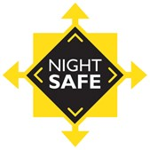 NightSafe logo